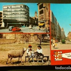 Postales: SABADELL (BARCELONA) 17 RECUERDO -ED. TERRADAS- NO CIRCULADA- AÑOS 60- EL VALLÈS OC. - CATALUNYA. Lote 236011270