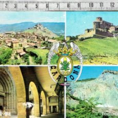 Postales: POSTAL CARDONA VISTAS.FOTO VERT.197X.. Lote 236059840