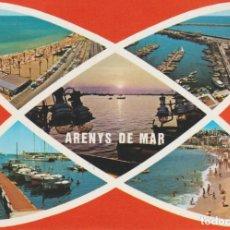 Postais: (921) ARENYS DE MAR .. LIGERO DOBLEZ EN ESQUINA. Lote 236255845