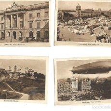 Postales: LOTE DE 12 POSTALES DE BARCELONA. Lote 236417675
