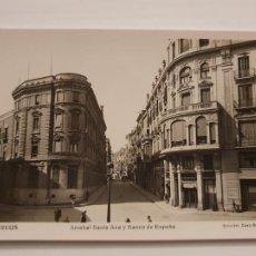 Cartoline: REUS - RAVAL / ARRABAL SANTA ANNA Y BANCO DE ESPAÑA - P43871. Lote 236650265
