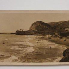 Postales: GARRAF - VISTA PARCIAL DE LA PLATJA / PLAYA - P44014. Lote 236826265