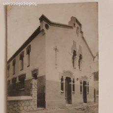 Postales: HOSTALETS DE PIEROLA - ESCUELAS NACIONALES - P44017. Lote 236838905