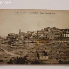 Postales: JUNCOSA - VISTA PANORÁMICA - LLEIDA / LÉRIDA - P44018. Lote 236839225