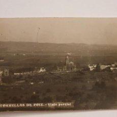 Postales: TORRELLES DE FOIX - VISTA PARCIAL - P44033. Lote 236841160