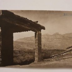 Postales: VACARISSES - VISTA DE MONTSERRAT - P44042. Lote 236842600