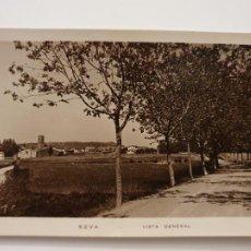 Postales: SEVA - VISTA GENERAL - P44055. Lote 236844295