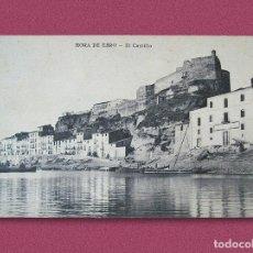 Cartoline: ANTIGUA POSTAL DE CATALUÑA - MORA DE EBRO - EL CASTILLO. Lote 237352085