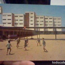 Postales: SALOU TARRAGONA SANTA MARIA PINEDA ESC ORO 3 HERMANDADES TRABAJO CIRCVLADA COLONIAS NIÑOS. Lote 237388320
