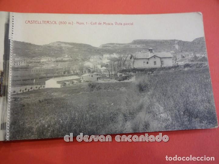 Postales: CASTELLTERSOL. Bloc 15 postales. Recort de Castelltersol. Calvó-Fruitós - Foto 2 - 239450225