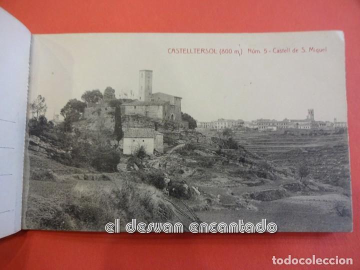 Postales: CASTELLTERSOL. Bloc 15 postales. Recort de Castelltersol. Calvó-Fruitós - Foto 6 - 239450225