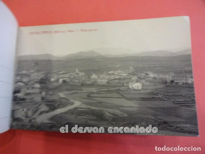 Postales: CASTELLTERSOL. Bloc 15 postales. Recort de Castelltersol. Calvó-Fruitós - Foto 8 - 239450225