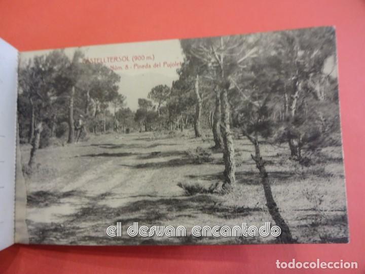 Postales: CASTELLTERSOL. Bloc 15 postales. Recort de Castelltersol. Calvó-Fruitós - Foto 9 - 239450225