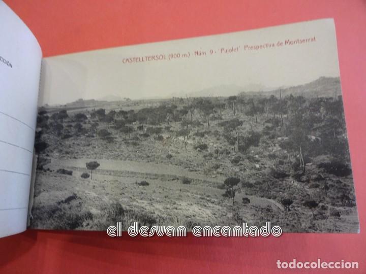 Postales: CASTELLTERSOL. Bloc 15 postales. Recort de Castelltersol. Calvó-Fruitós - Foto 10 - 239450225