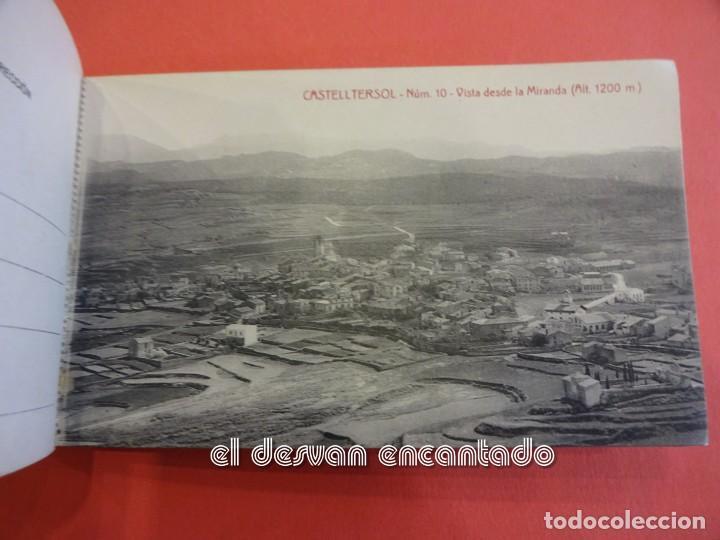 Postales: CASTELLTERSOL. Bloc 15 postales. Recort de Castelltersol. Calvó-Fruitós - Foto 11 - 239450225