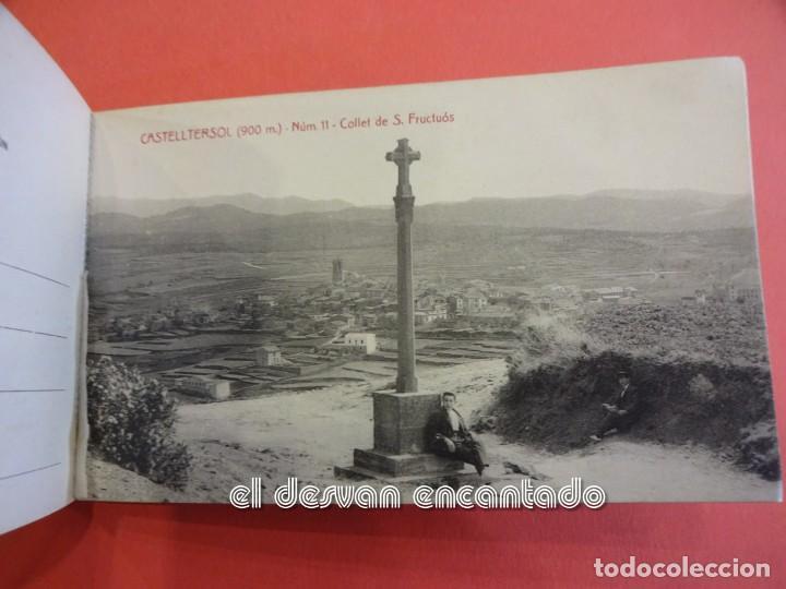 Postales: CASTELLTERSOL. Bloc 15 postales. Recort de Castelltersol. Calvó-Fruitós - Foto 12 - 239450225