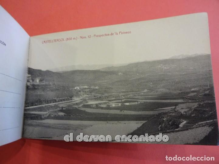 Postales: CASTELLTERSOL. Bloc 15 postales. Recort de Castelltersol. Calvó-Fruitós - Foto 13 - 239450225