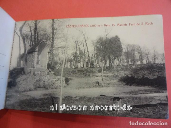 Postales: CASTELLTERSOL. Bloc 15 postales. Recort de Castelltersol. Calvó-Fruitós - Foto 14 - 239450225