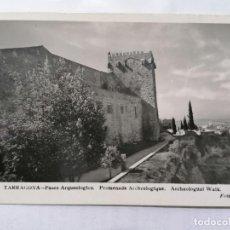 Cartoline: POSTAL TARRAGONA, PASEO ARQUEOLOGICO, Nº 131, FOTO L. RAYMOND. Lote 240729520