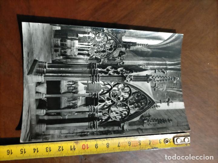 Postales: Antiguas 7 postales religiosas de cataluña catalunya, diferentes iglesias y obras - Foto 3 - 241108225