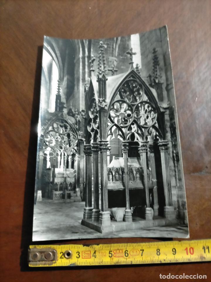 Postales: Antiguas 7 postales religiosas de cataluña catalunya, diferentes iglesias y obras - Foto 4 - 241108225