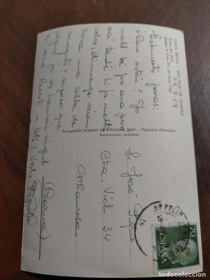 Postales: Antiguas 7 postales religiosas de cataluña catalunya, diferentes iglesias y obras - Foto 10 - 241108225