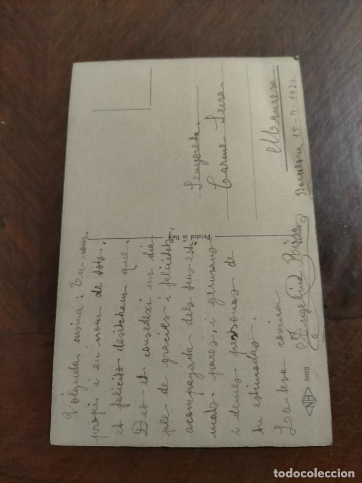 Postales: Antiguas 7 postales religiosas de cataluña catalunya, diferentes iglesias y obras - Foto 14 - 241108225