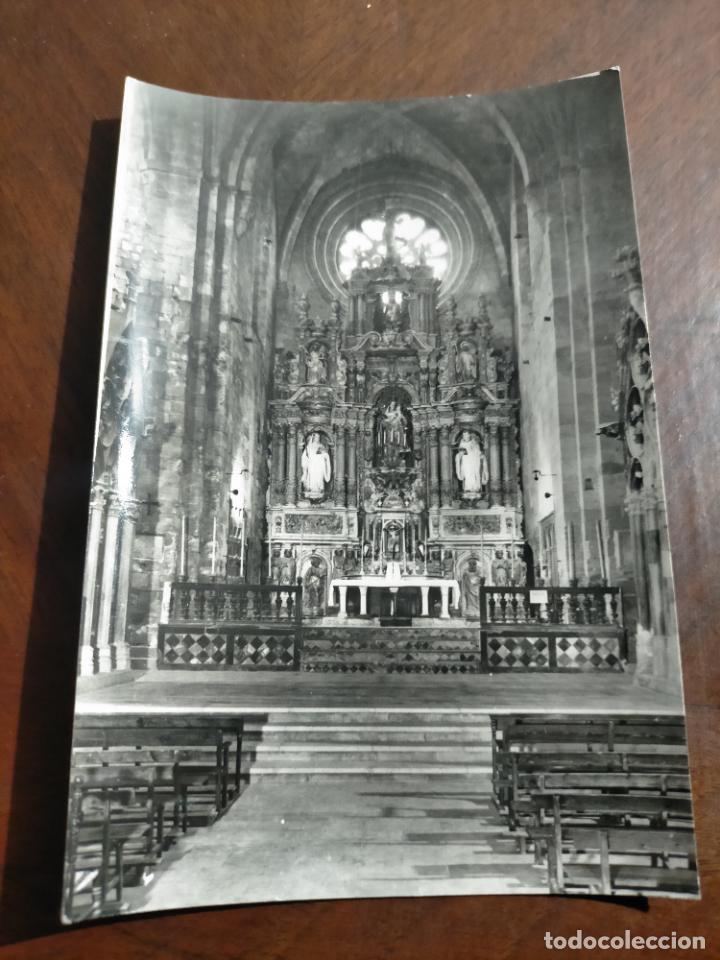 Postales: Antiguas 7 postales religiosas de cataluña catalunya, diferentes iglesias y obras - Foto 25 - 241108225