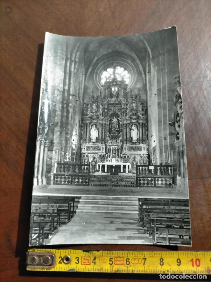 Postales: Antiguas 7 postales religiosas de cataluña catalunya, diferentes iglesias y obras - Foto 27 - 241108225