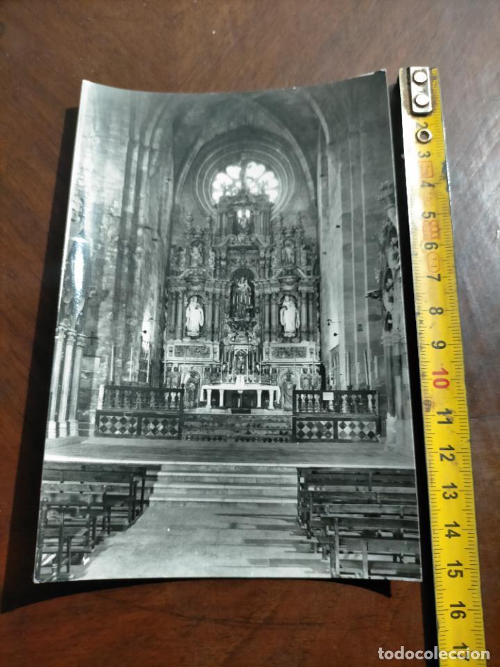 Postales: Antiguas 7 postales religiosas de cataluña catalunya, diferentes iglesias y obras - Foto 28 - 241108225