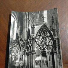 Postales: ANTIGUAS 7 POSTALES RELIGIOSAS DE CATALUÑA CATALUNYA, DIFERENTES IGLESIAS Y OBRAS. Lote 241108225