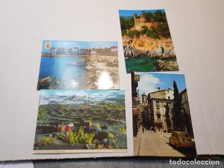 Postales: 48 Postales de España años 80 ,España Rustica,Costera etc espectacular - Foto 2 - 241171790