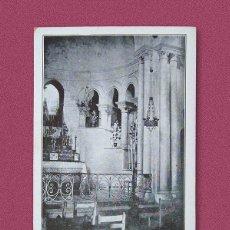 Postales: ANTIGUA POSTAL DE CATALUÑA - CALDES DE MONTBUY - IGLESA DEL SANTUARI DE NTRA. SRA. DEL REMEY. Lote 242255705