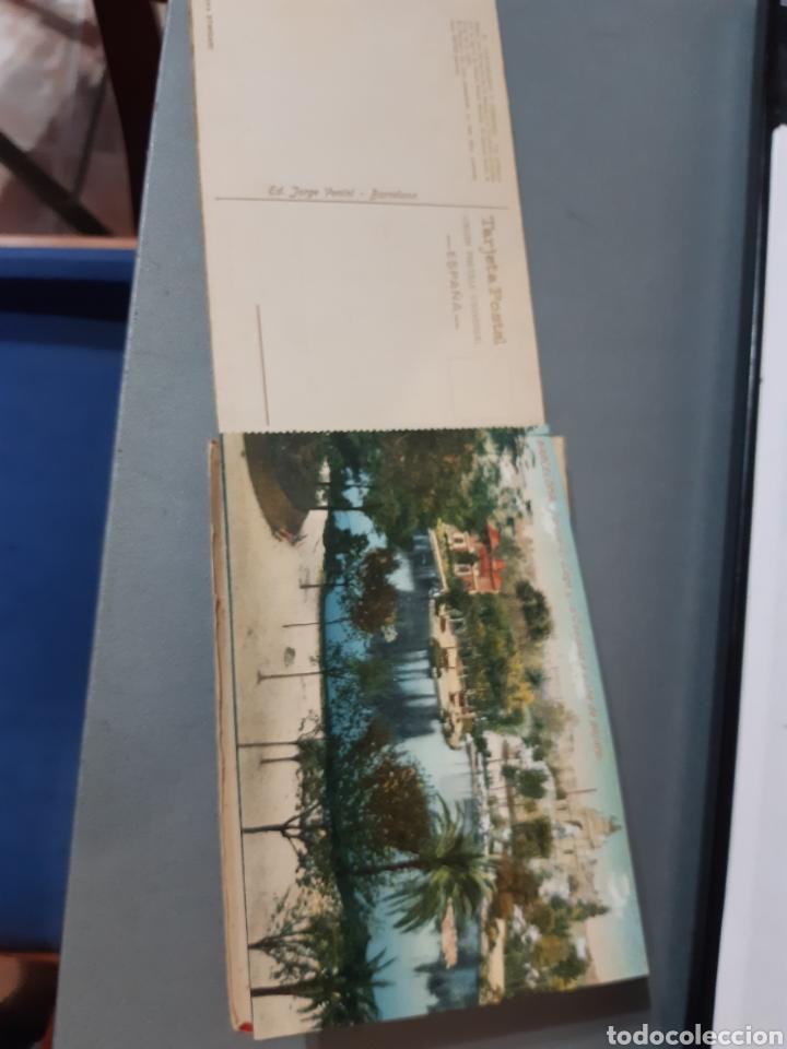 Postales: Taco con 12 Postales de Barcelona Block 1° - Foto 5 - 243443055