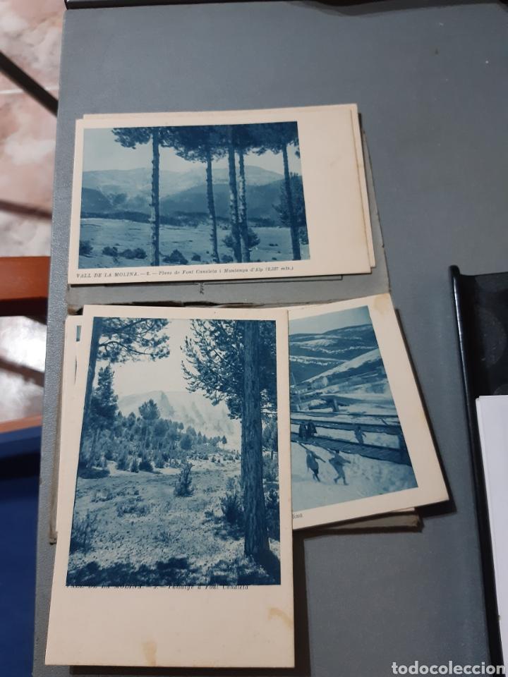 Postales: 12 Postales de la Vall de la Molina - Foto 2 - 243444835
