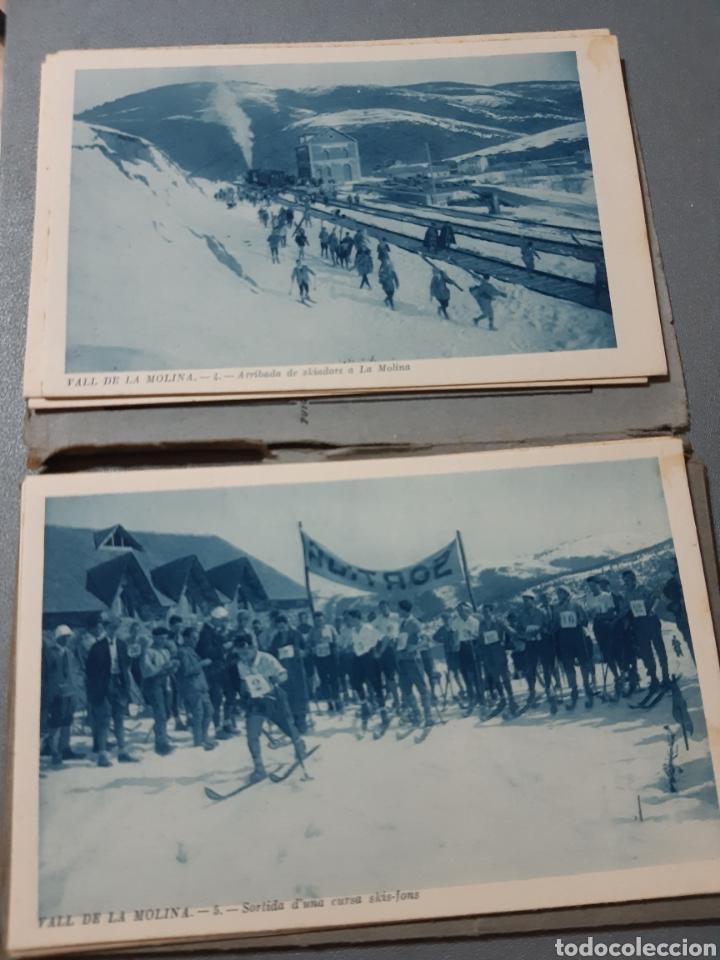 Postales: 12 Postales de la Vall de la Molina - Foto 3 - 243444835