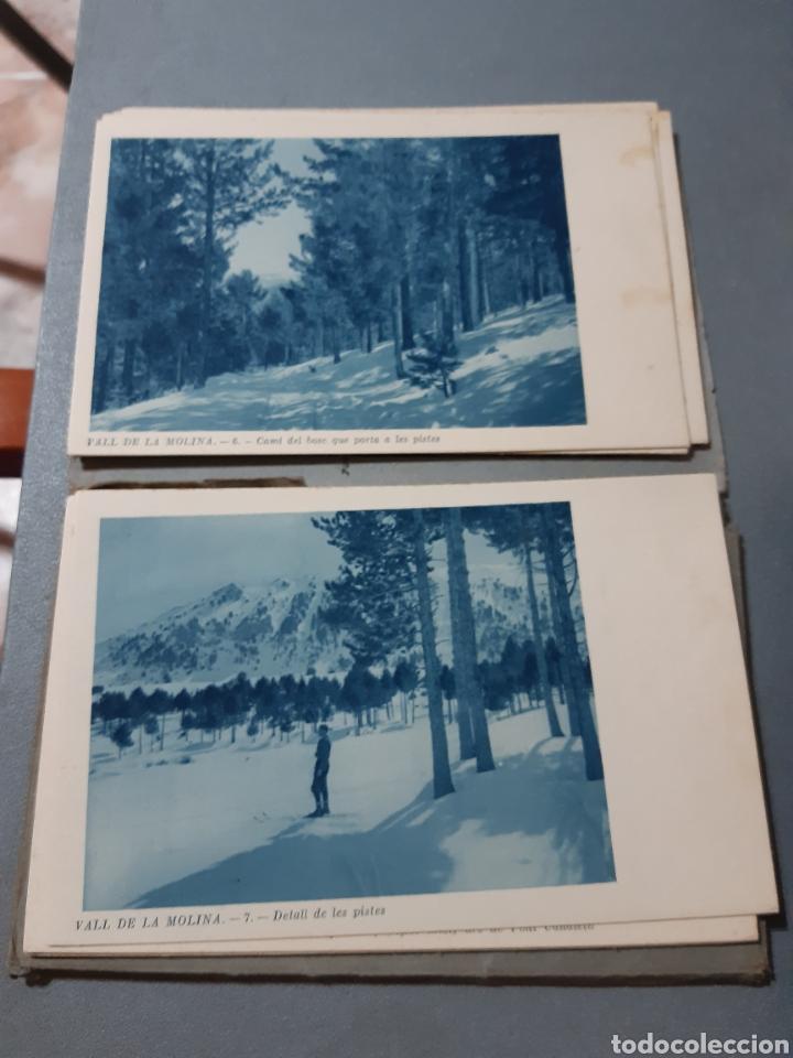 Postales: 12 Postales de la Vall de la Molina - Foto 4 - 243444835