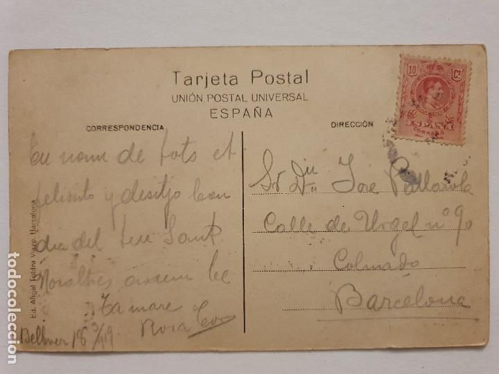 Postales: BELLVER DE CERDANYA - CARRER DE SANT ROC - A.T.V. - LCC - P46745 - Foto 2 - 243483120