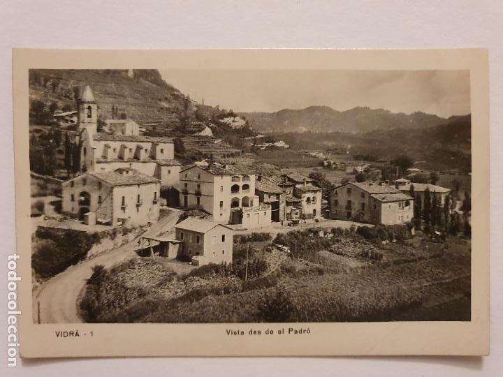 VIDRÀ - VISTA DES DEL PADRÓ - LCC - P46746 (Postales - España - Cataluña Antigua (hasta 1939))