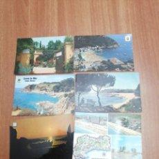 Postales: LOTE 48 POSTALES COSTA BRAVA. Lote 243758425