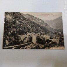 Postales: POSTAL VALLE D ANDORRE LAS ESCALDAS(939/21). Lote 243801230