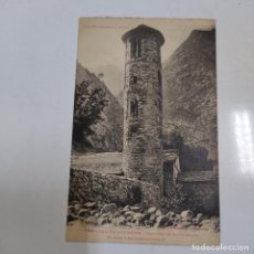 Postales: POSTAL LES PYRENEES CAPILLA SANTA COLOMA (941/21). Lote 243806245