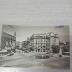 Postales: POSTAL BARCELONA SERIE 2 N 18 RAMBLA DE CATALUÑA AVENIDA JOSÉ ANTONIO. Lote 243867260
