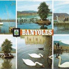 Postales: POSTAL BANYOLES (GERONA) - SIN CIRCULAR. Lote 50190630