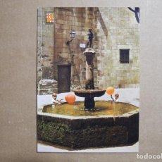 Postales: BARCELONA. BARRIO GÓTICO. PLAZA DE SAN FELIPE NERI. ESCUDO DE ORO N. 5040 NUEVA. Lote 243916085
