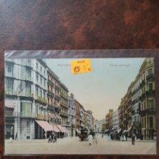 Postales: POSTAL DE BARCELONA, PUERTA DEL ÁNGEL. Lote 243929895