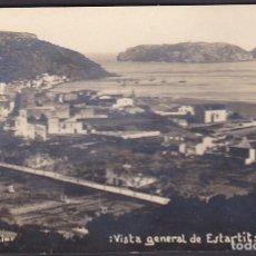 Postales: POSTAL FOTOGRAFICA V. FARGNOLI VISTA GENERAL DE L'ESTARTIT. Lote 244538455