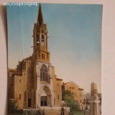 Postales: SANTA COLOMA DE GRAMENET - IGLESIA PARROQUIAL - P44439. Lote 244623855