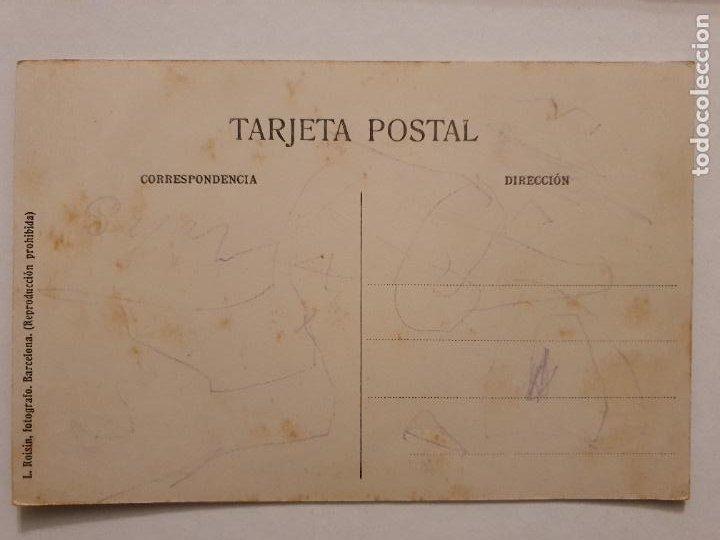 Postales: VALLIRANA - GARAJE Y SERVICIO DE AUTOMÓVILES - AUTOBÚS - P44453 - Foto 2 - 244625515