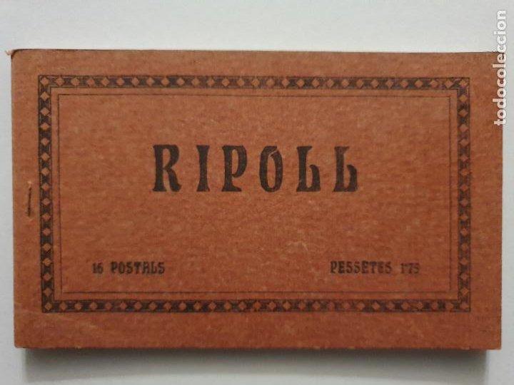 RIPOLL - CARNET 16 POSTALS - P44455 (Postales - España - Cataluña Antigua (hasta 1939))